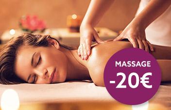 Massage Angebot