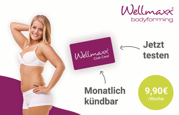 WELLMAXX Club Angebot