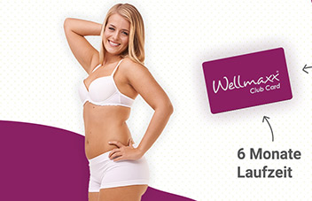 WELLMAXX Club Angebot